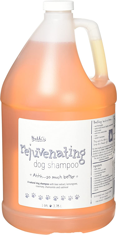 Bobbi Panter Natural Pet Products Rejuvenating Shampoo, 1Gallon