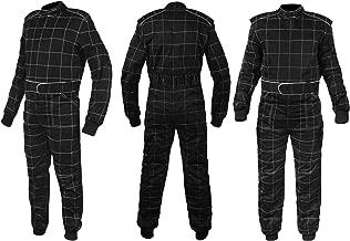 Orange, Large//X-Large K1 Race Gear CIK//FIA Level 2 Approved Kart Racing Suit