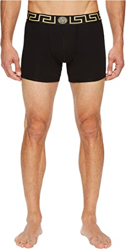 Iconic Long Boxer Brief with Black Band