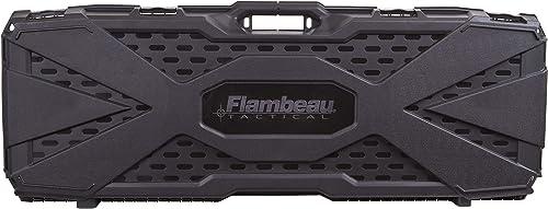 Flambeau Outdoors 6500AR AR Tactical Gun Case with ZERUST