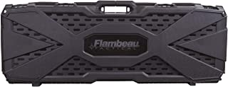 Flambeau Outdoors 6500AR AR Tactical Gun Case with ZERUST – 40 x 12 x 4 in. Hard..
