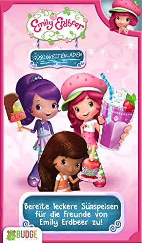 Emily Erdbeers Süßigkeitenladen – Zuckerbäcker
