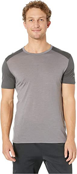 Amplify Merino Short Sleeve Crewe