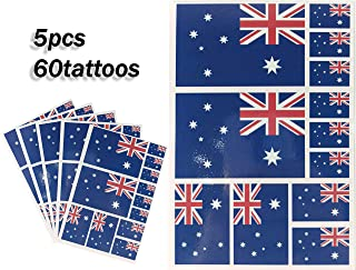 australian flag tattoo