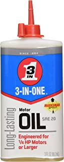 WD-40 3-in-One Motor Oil