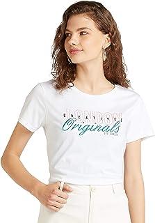 Lee Cooper Women 3017737 LCU20NAUTEE1 Tshirts