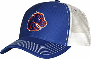 Ouray Sportswear Adult-Men Sideline Cap, Royal Blue/White, Adjustable