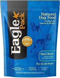 Eagle Pack Natural Dog Food Original Small Breed Pork Meal & Chicken Meal