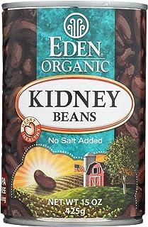 Eden Foods Organic Kidney Beans, 15 Ounce - 12 per case.