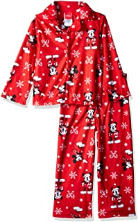 Disney Kids 'Mickey Mouse Holiday Family Sleepwear Collection,