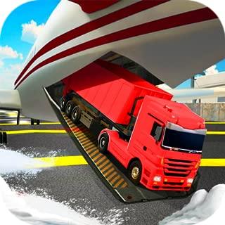 Jet Plane Snow Cargo: Extreme Landing Flight Simulator