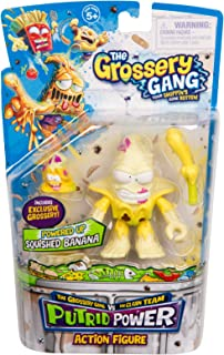 Grossery Gang The Season 3 Action Figurine - Squished Banana