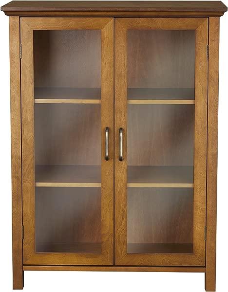 Elegant Home Fashion Anna Floor Cabinet With 2 Door