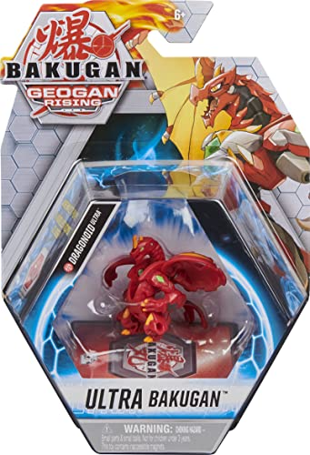 high quality Bakugan outlet sale Ultra, Dragonoid, 3-inch Tall Geogan Rising online sale Collectible Action Figure and Trading Card outlet online sale