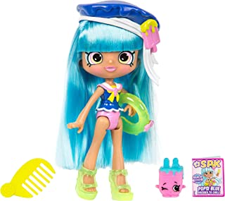 Shopkins Play Figures For Girls 3 - 10 Years,Multi color (Blue 57252)