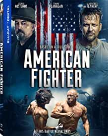 AMERICAN FIGHTER arrives on Digital May 21 and on Blu-ray, DVD May 25 from Lionsgate
