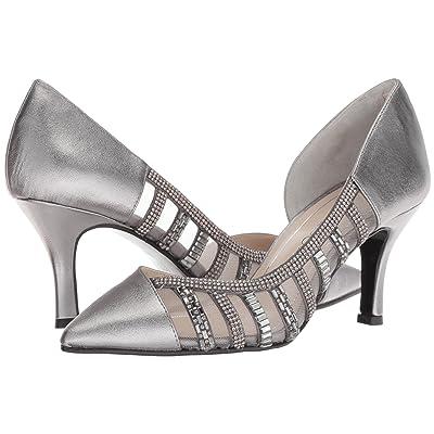 Caparros Nathalie (Pewter Metallic) High Heels