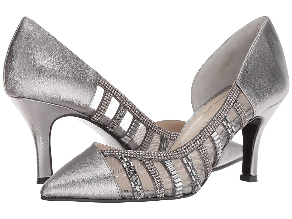 Caparros Nathalie (Pewter Metallic) High Heels