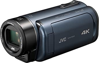 """JVC 4K Memory Movie """"Everio R"""" GZ-RY980-A (Deep Ocean Blue)【Japan Domestic genuine products】【Ships from JAPAN】"""