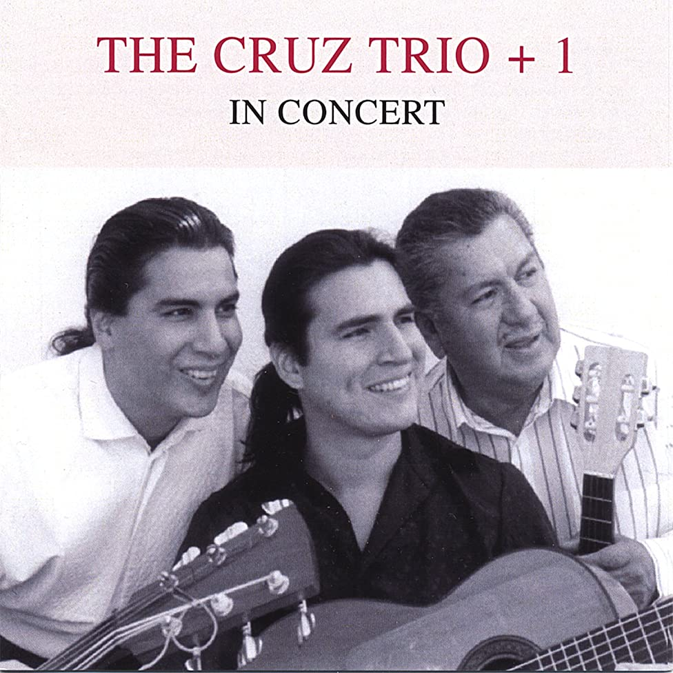 The Cruz Trio + 1 In Concert