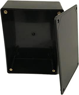 BUD Industries CU-3283 Plastic Style A Utility Box, 6-3/32