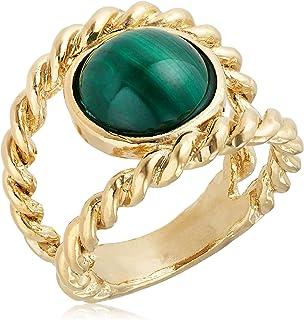 [SALON] 天然石金戒指
