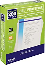 Best heavy duty page protectors Reviews