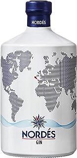 Nordés, Atlantic Galician Gin, Bottiglia in Ceramica da 700 ml