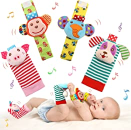 Best plush rattles for babies