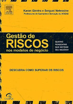 Gestão de Riscos nos Modelos de Negócio (Em Portuguese do Brasil)