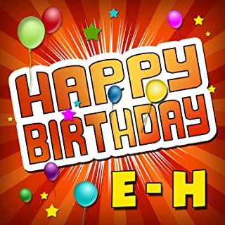 Happy Birthday Hamish