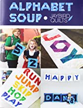 Best alphabet soup quilt book Reviews