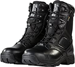 FREE SOLDIER Steel Toe Work Boots for Men Waterproof Insulated Composite Boots Tactical Combat Boots