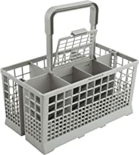 Universal Dishwasher Cutlery Basket (9.5 x 5.4 x 4.8 inches) Compatible with Kenmore,..