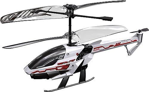 Venta barata World World World Brands - Spy CAM III, helicóptero con cámara, gris (84737)  la mejor oferta de tienda online