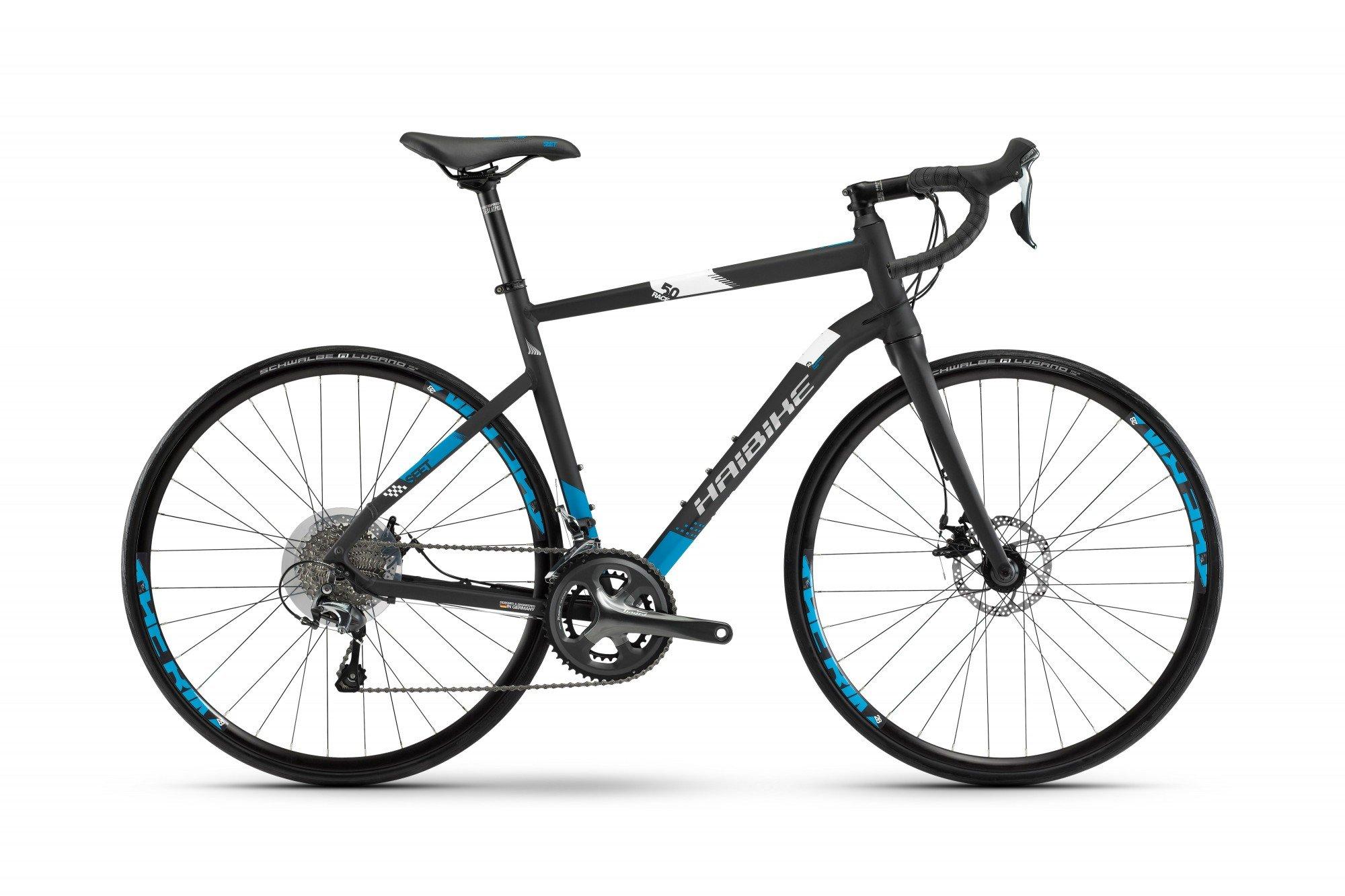 Haibike &apos Bicicleta Seet Race 5.0 28