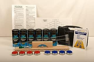 ZieglerWorld Table Shuffleboard Pucks Weights Starter Kit Package Deal!