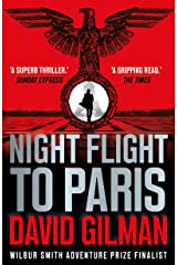 Night Flight to Paris: A World War II thriller from the author of the Master of War series Kindle Edition