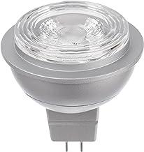 GE 7w (35w) LED MR16 12V Light Bulb, GU5.3, 7 W, Silver