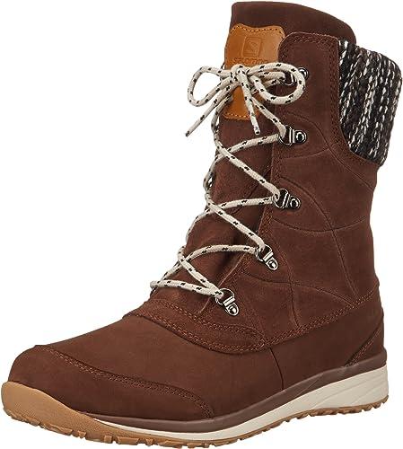 SALOMON L37650100, Chaussures de randonnée Femme