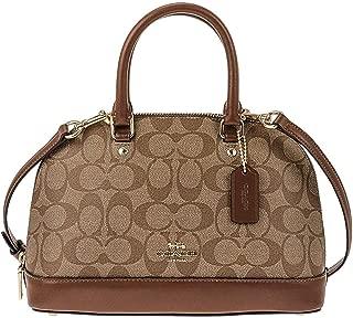 Coach Bag For Women,Brown - Crossbody Bags