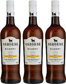 Osborne Sherry Fino, 15 % vol 3 x 0.75 l