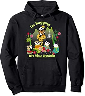 Tigress I'm Hugging On The Inside Pullover Hoodie