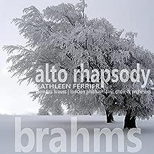 Best brahms alto rhapsody op 53 Reviews