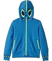 Stella McCartney Kids - Monster Zip-Up Sweatshirt (Little Kids/Big Kids)