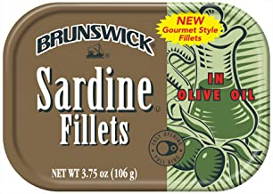 Best sardine fillets in olive oil Reviews