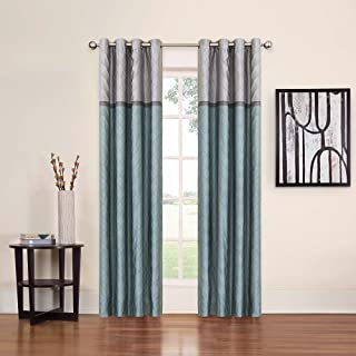 eclipse adalyn thermalayer blackout window curtain