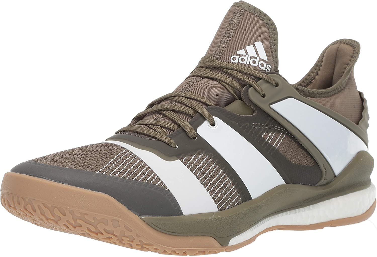 adidas Mens Industry No. Chicago Mall 1 Stabil X Sneakers Casual Shoes Volleyball
