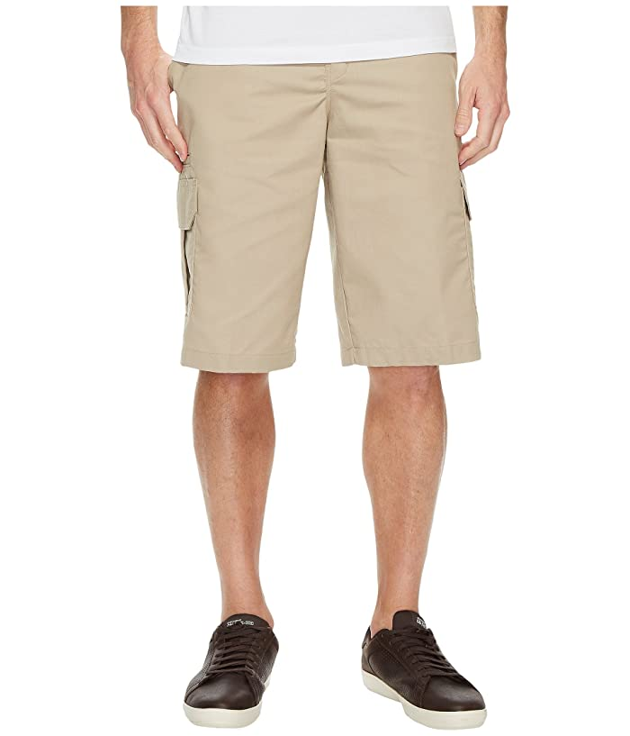 Dickies 13 Relaxed Fit Mechanical Stretch Cargo Shorts (Desert Sand) Men
