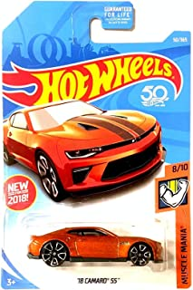 new camaro hot wheels